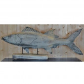 Poisson sculpté 120 cm - FISH 120