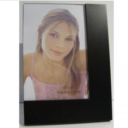 cadre photo 10x15 noir