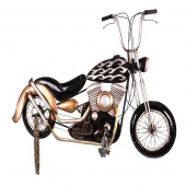 Porte manteau style Harley - Gerd