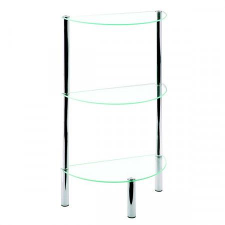 etag re demi rond verre se meubler on line. Black Bedroom Furniture Sets. Home Design Ideas