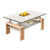 Table basse verre - LOANA