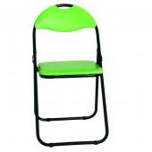 chaise pliante (lot6)- shake vert