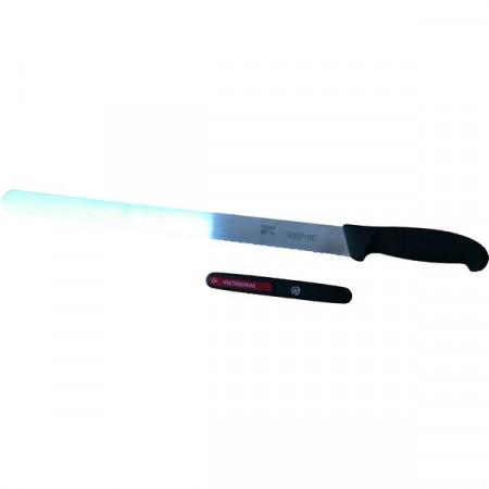 couteau laine de bois