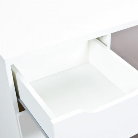 Bureau avec tiroirs - WEST