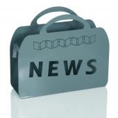 Range revue gris - NEWS