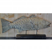 Poisson sculpté 70 cm - FISH 70