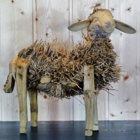 Mouton sculpté PM