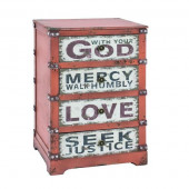 Meuble d'appoint vintage - Mercy