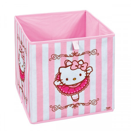 boite de rangement hello kitty se meubler on line. Black Bedroom Furniture Sets. Home Design Ideas