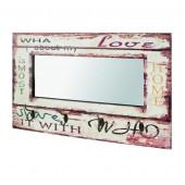 Miroir d'entrée - LOVE4