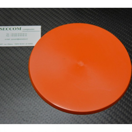 Gel coat ISO de finition + catalyseur et pipette 3 ml