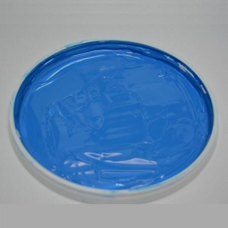 Résine polyester iso bleu RAL 5012