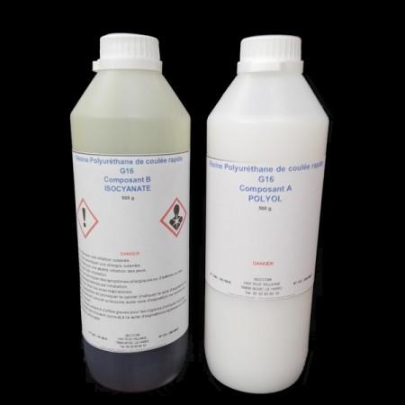 Résine polyuréthane - G16