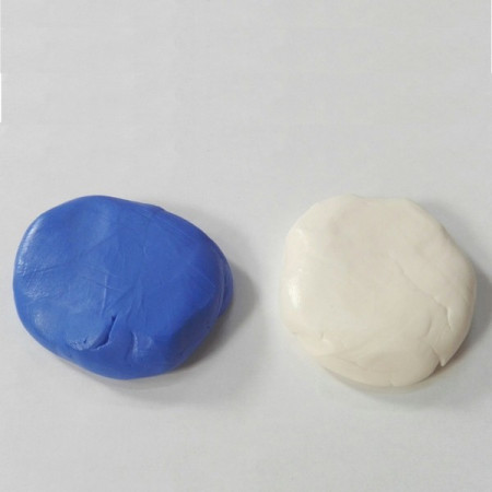 Elastomère silicone pâte