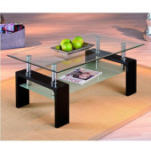 Table basse verre - DANA