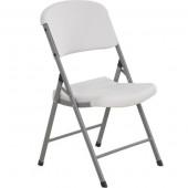 Chaise pliante en polyléthylène