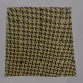 Tissu carbone Kevlar 1 m²